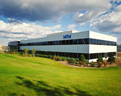NTN Building – Farmington Hills, MI - Roller Bearings