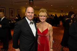 Fritz & Karen Henderson–National Kidney Foundation Gala 2008; Fritz Henderson; President and CEO of General Motors