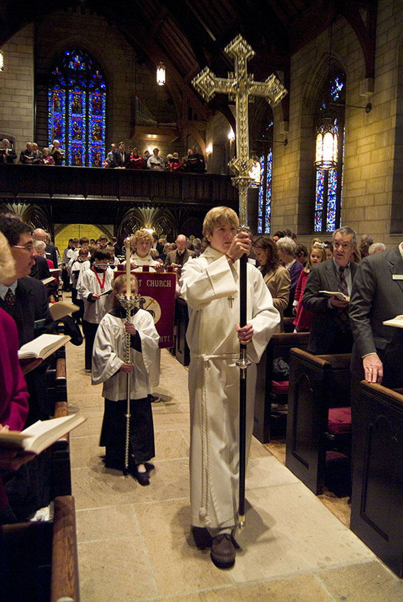 Procession - Christ Church - Grosse Pointe, MI