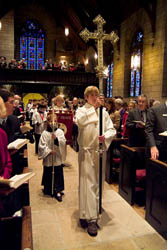 Procession–Christ Church–Grosse Pointe, MI