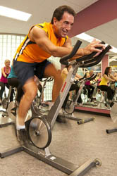 LA|Fitness–Warren, MI; Spinning