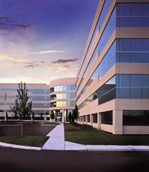 Maple Center Office Building – Troy, MI