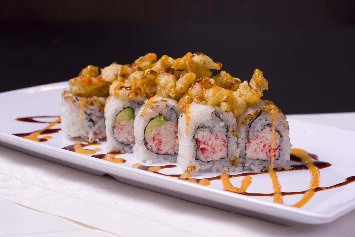 Popcorn Lobster - Ninja Sushi - West Bloomfield, MI