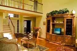 Family Room - New Home Development–Woodhaven, MI