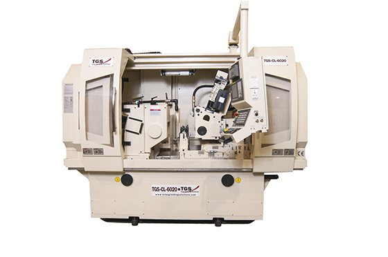 Grinding Machine Animation; Total Grinding Solutions; CL-6020; GCH Tools; Warren, MI